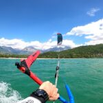 Il vento al Lago di Santa Croce