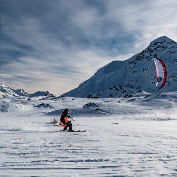 Icona corsi Snowkite